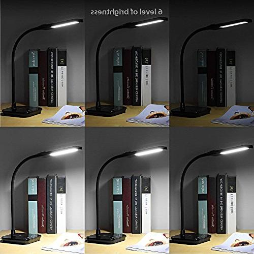 Aglaia Eye-Care Dimmable 6 Dimmer, 1-Hour Timer, Flexible Office Study