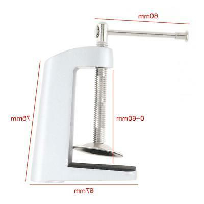 Clamp Clip Stainless Arm Adjustable