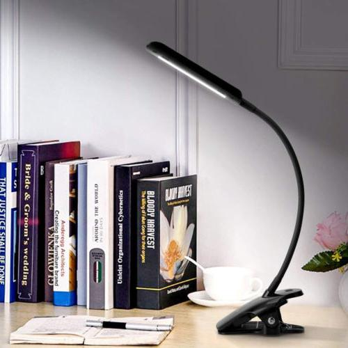 Desk Dimmable Clamp Light On LED 7W