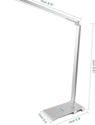 Desk Lamp,Infinilla Table Light Metal, Touch Control Dimmable Lighting BxG
