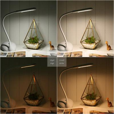 LED Dimmable Reading Lighting Swan Touch