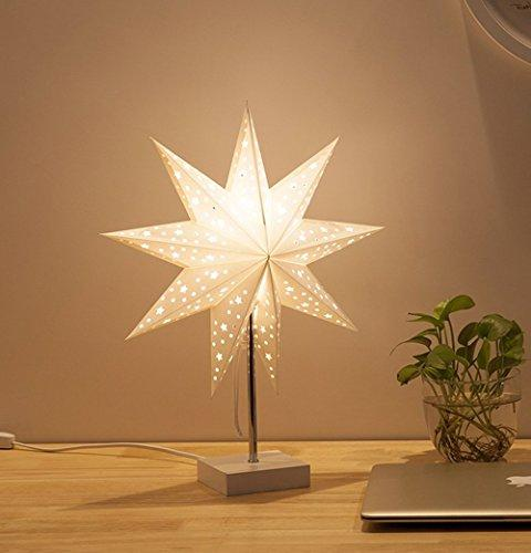 desk lamp table light paper