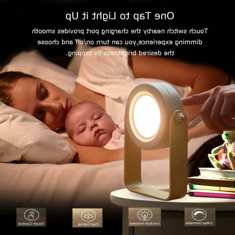 Desk Lamp, Touch Table Lamp, Lamps For Reading