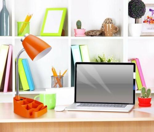Limelights Desk W/iPad/iPhone Stand Dorm Room Essentials