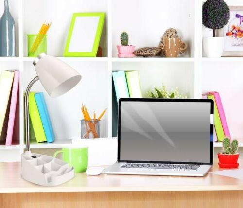 Limelights Lamp W/iPad/iPhone Stand & Book Dorm Essentials