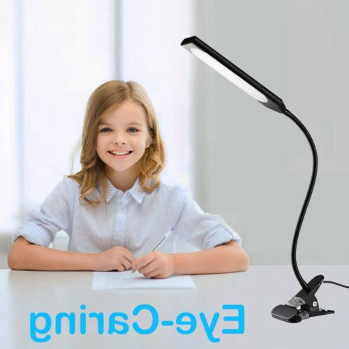Dimmable Desk Reading Book Light