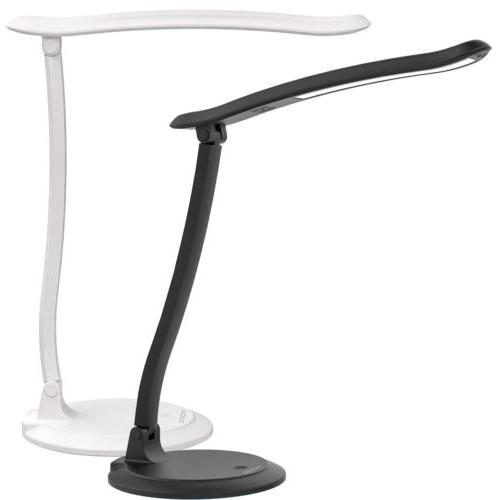 dimmable led desk lamp touch control rechargeable