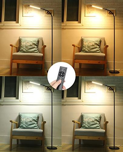 Control & Touch Switch Lamp - Style - Dimming - Fully Adjustable - for Living Room,