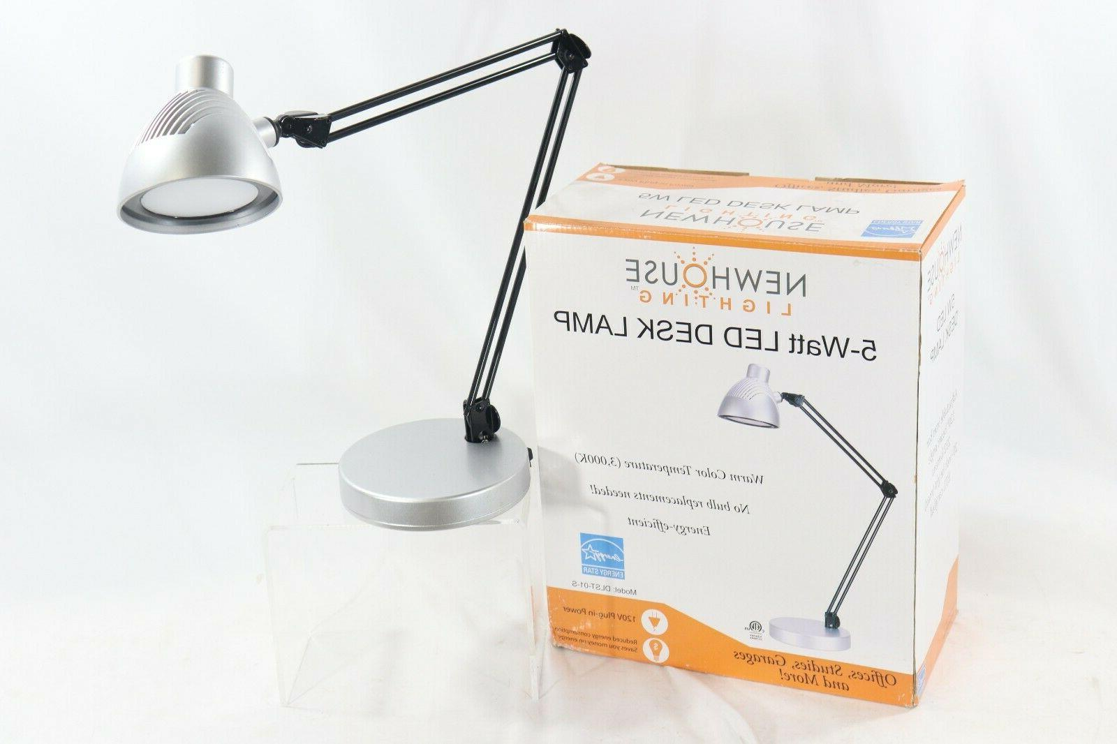 energy efficient architect desk lamp