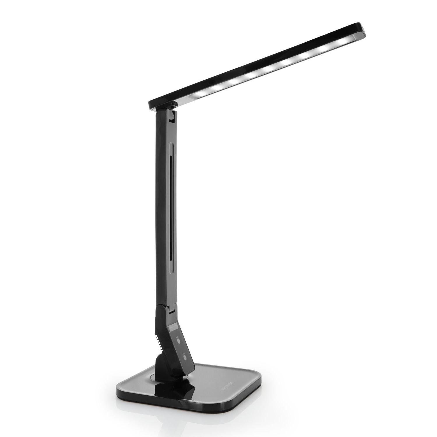 Tenergy 7W Dimmable LED Desk Lamp Touch Control w/ Auto Shut