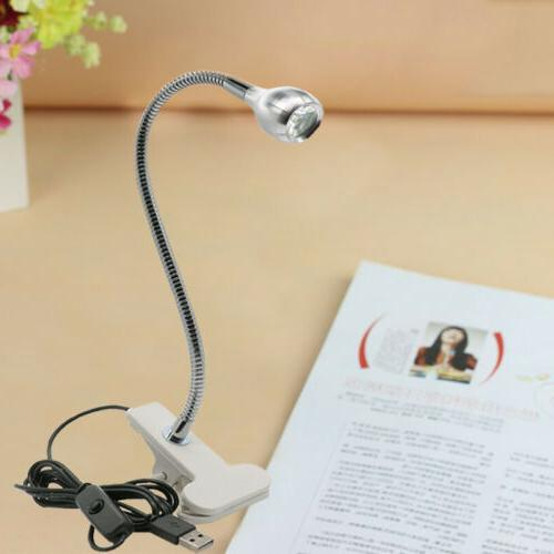 Flexible Clip LED Reading Study