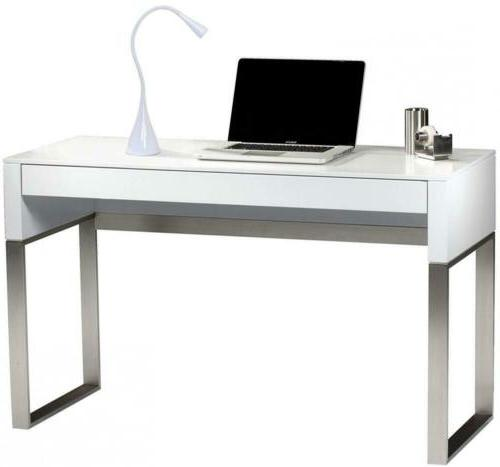 Newhouse Desk Touch Dimming, White