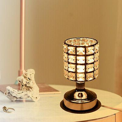 Home Room Office Table Decor Stage Dimmer Shape Table Lamp