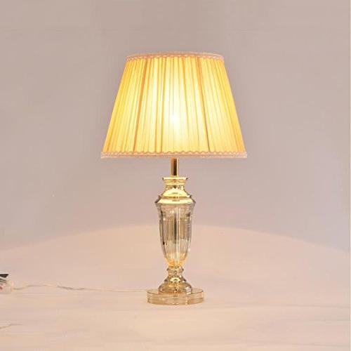 hzb crystal lamp european bedroom