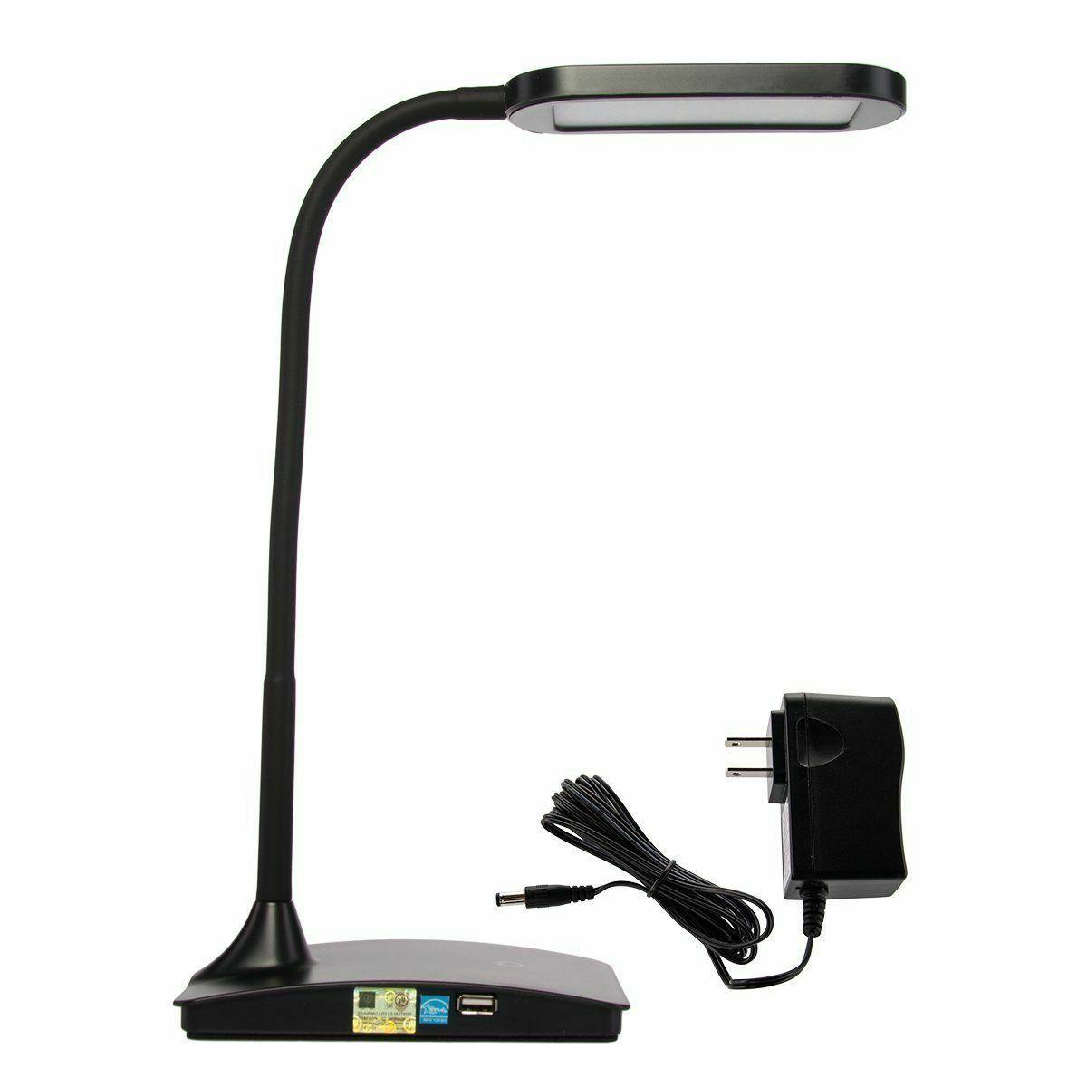 TW IVY LED Desk Lamp with Touch Switch