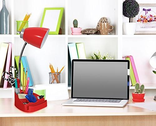 Limelights iPad Stand Desk with Holder and Port,