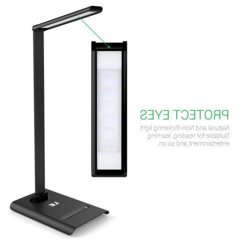 6W Touch Sensor LED Light Table Reading 350lm Power