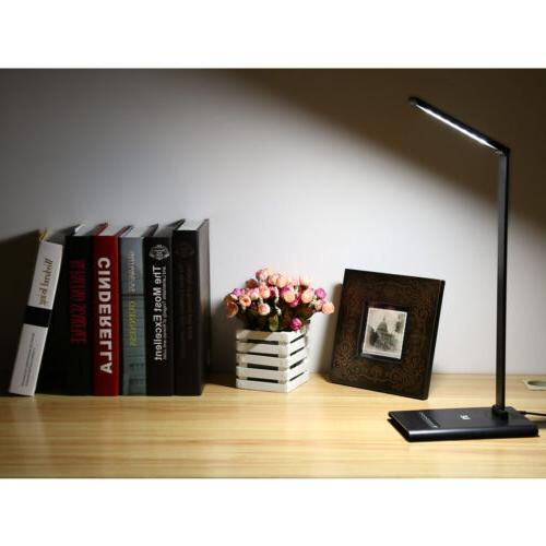 LE Dimmable LED Desk Lamp 7 Brightness Levels Eye Protection