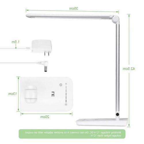 LE Dimmable LED Lamp, 7-Level Soft Dimmer,...