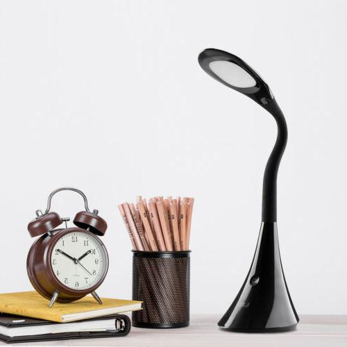 LE 9W Dimmable LED Desk Lamp, 3 Brightness Levels, Eye Prote
