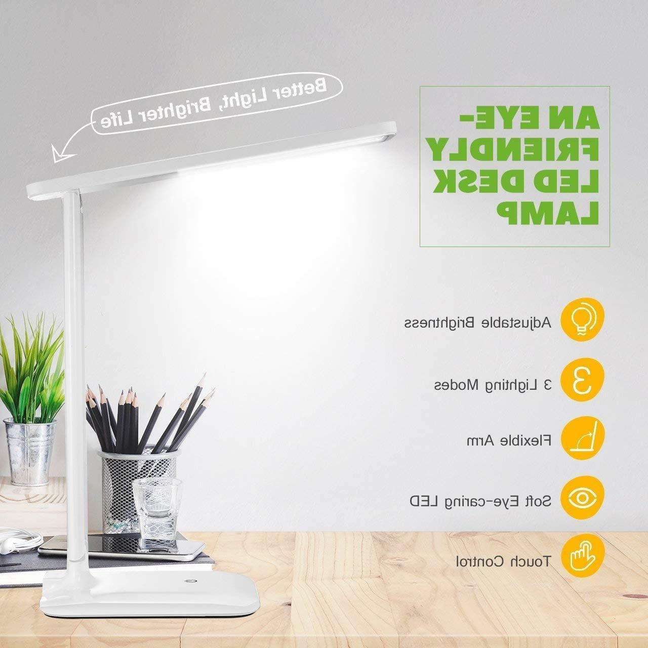 LED Lamp, Eye-Caring Folding Light