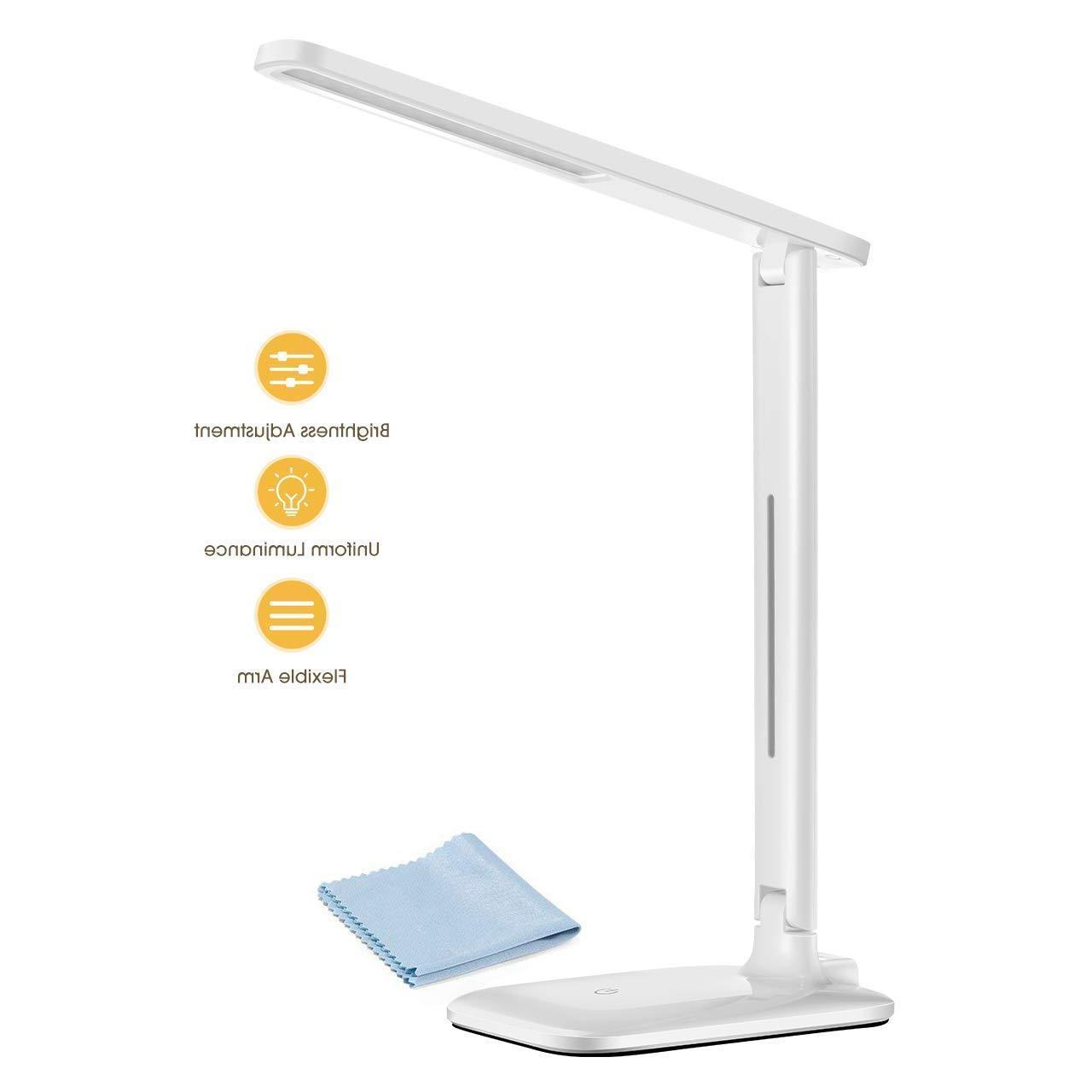 led desk lamp eye caring folding desk