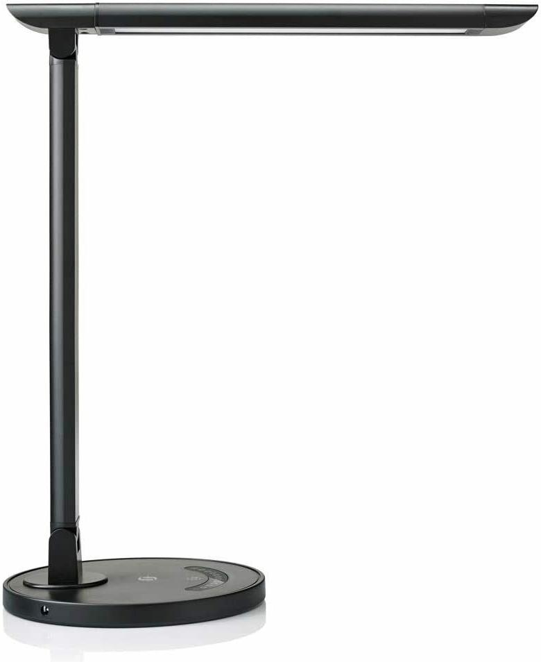 TaoTronics LED Desk Lamp Eye-Caring Table Lamps, Dimmable Of
