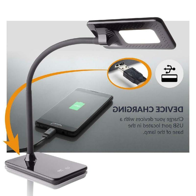 LED Lamp with White