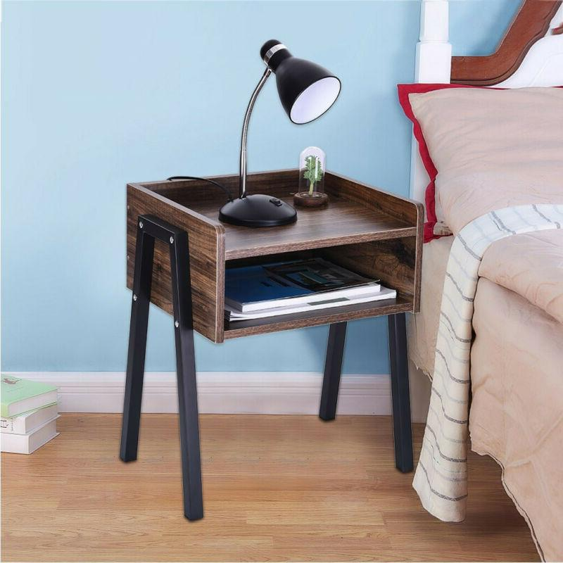 LED Metal Adjustable Neck Table Eye-Caring Lamps