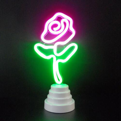 LED Desk Lamp Light Stand Party