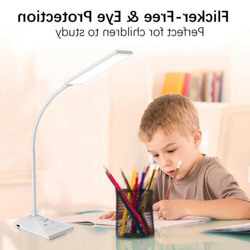 LED Desk Home Table Adjustable Night USB