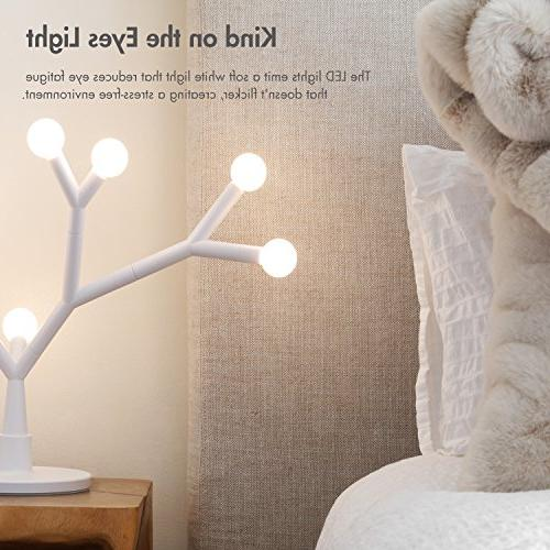 Table 750LM LED DIY Transformable Shapes Warm White Lamp for Bedroom