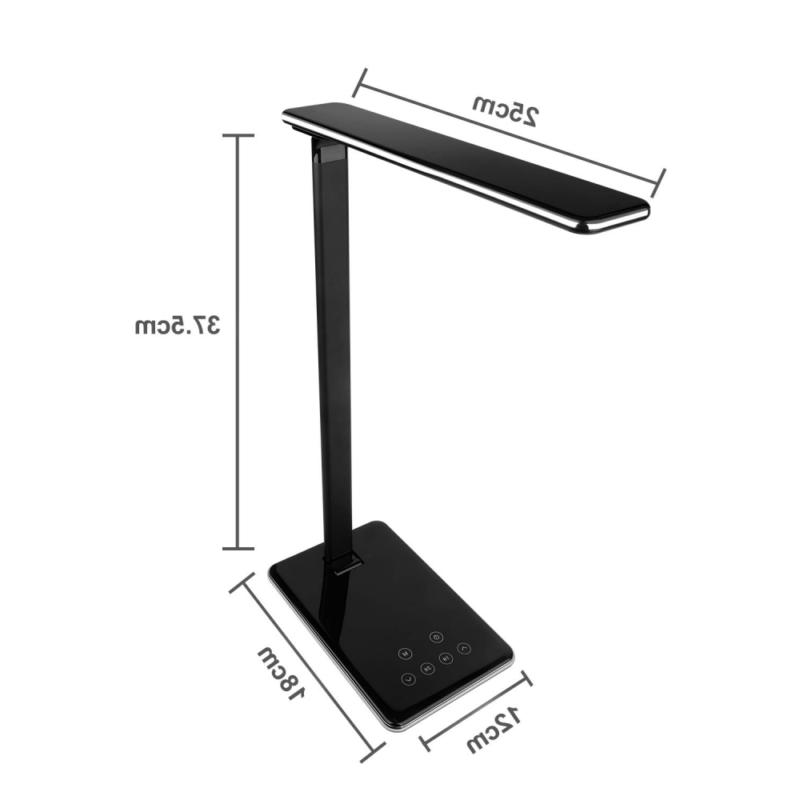 MACASA Desk Lamp 5W Table with