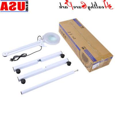 Magnifying Lamp 10X With LED Practical