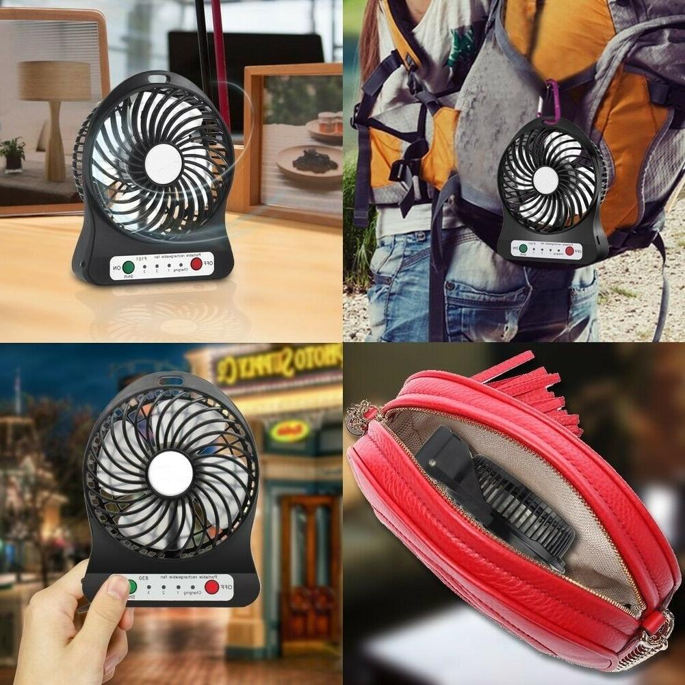 Mini Rechargeable Fans speed SELLER