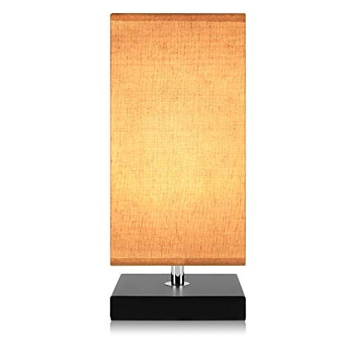 minimalist table lamp bedside desk