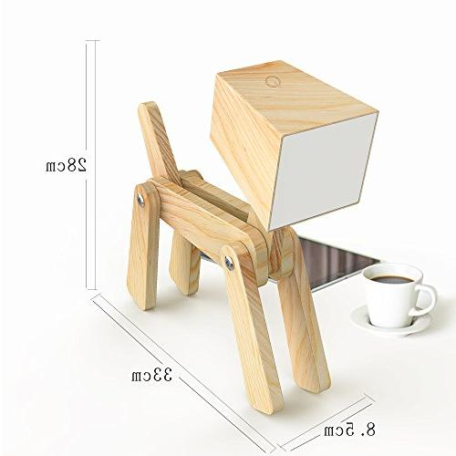 HROOME Cute Desk Sensor with for