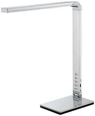 """Modern Lamp 1/2"""" USB LED Silver Touch for"""