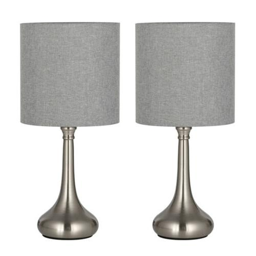2 Sets/PCS Table Lamp Desk Bedside Base