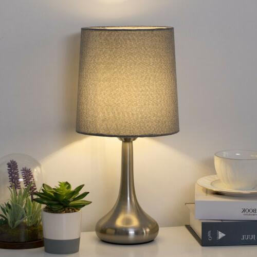 2 Sets Lamp Small Lamp with Bedroom,
