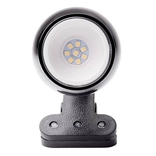 Newhouse LED & Reading for Office, & Bedroom, Black