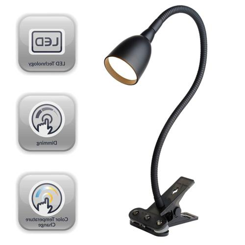 Newhouse LED Desk Lamp with &