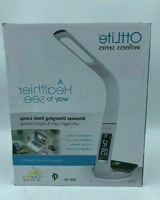 nib led desk lamp with color changing