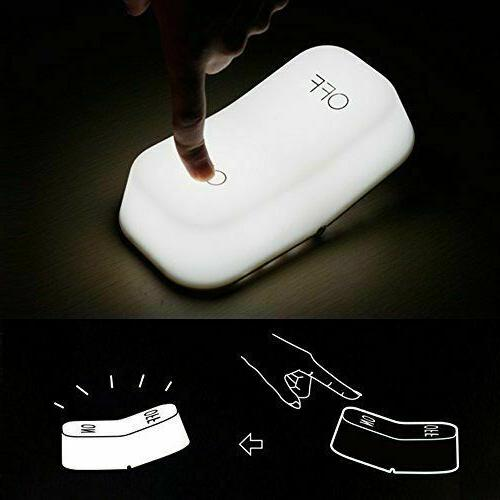 Desk Lamp Gravity Touch Sensor Light Night