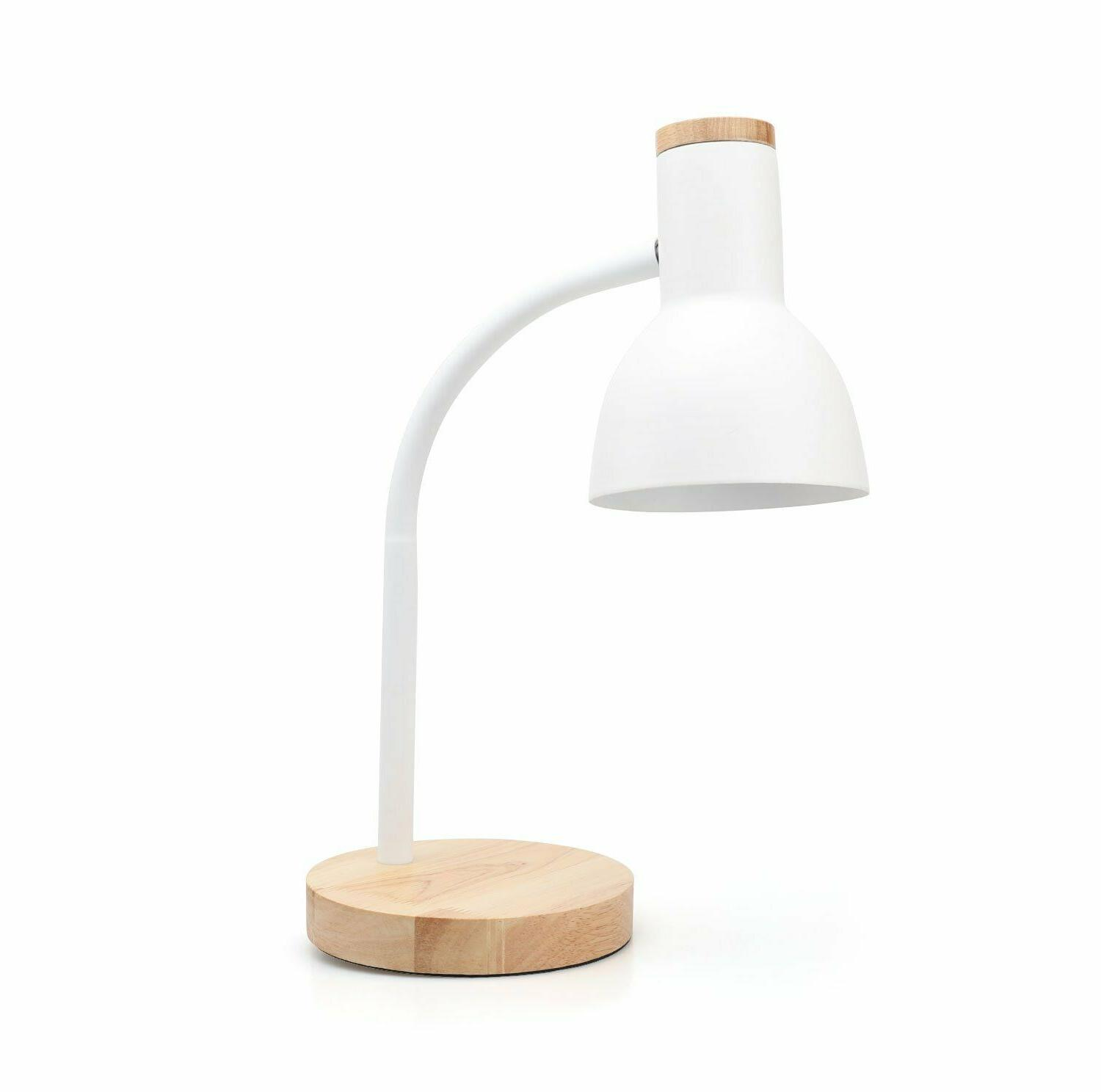 pinsoon led desk lamp with flexible goose