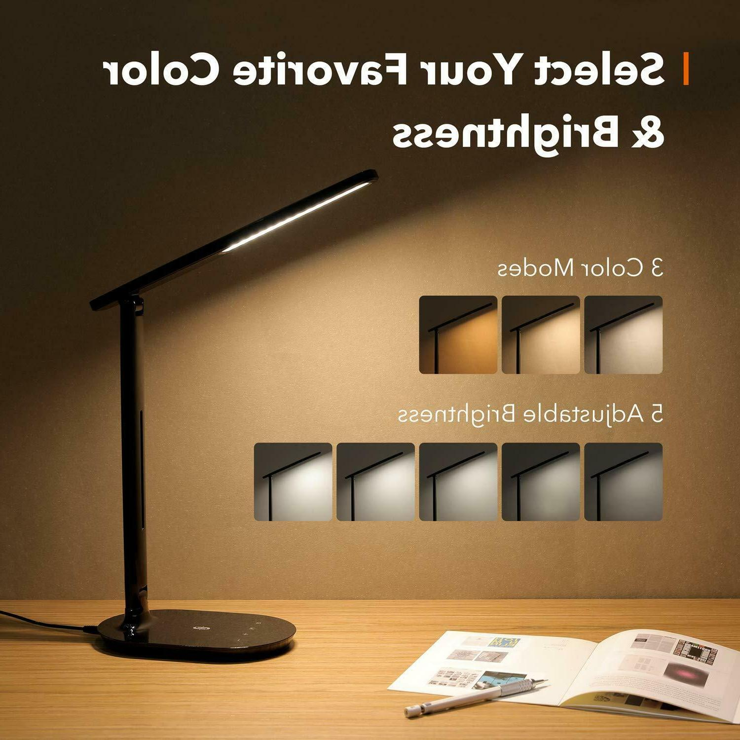 TaoTronics Lamp, Dimmable Lamp Touch Control