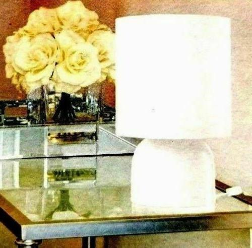 LED TABLE & LAMP RUBBERMAID SUNBEAM NIGHT LIGHT SHADE