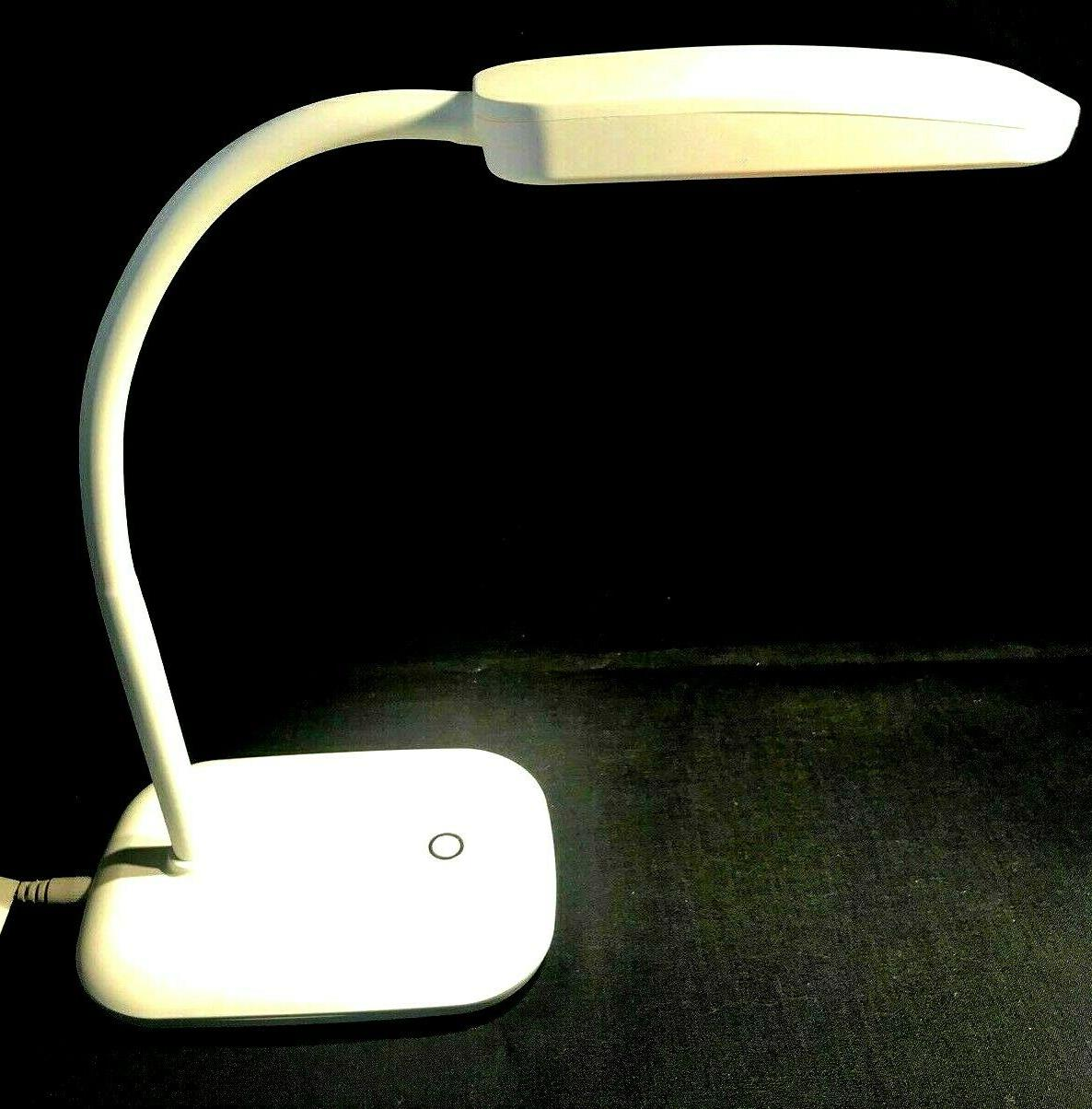rubbermaid led desk lamp office night light