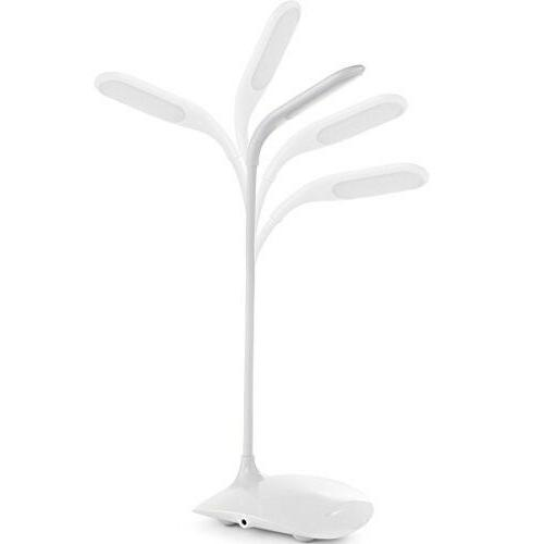 Small Desk Light Study LED Adjustable Stand