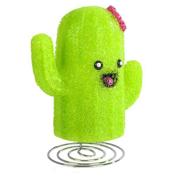 SMILEY CACTUS LAMP children desk light decor
